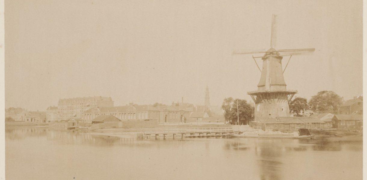 Buitensingel, ca. 1880